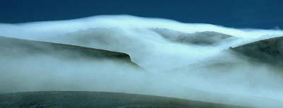 Cloud Mountain Art Print by Ed  Riche