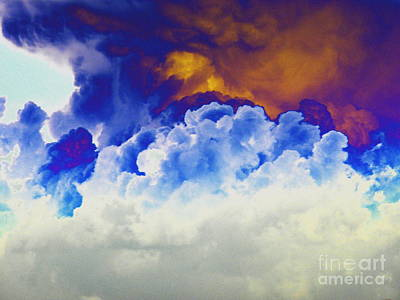 Photograph - Cloud Nine by Diane Miller