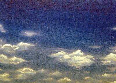 Painting - Cloud Nine by Jason Girard