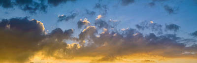 Photograph - Cloud Panorama 15 by Dawn Eshelman