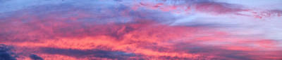 Photograph - Cloud Panorama 22 by Dawn Eshelman