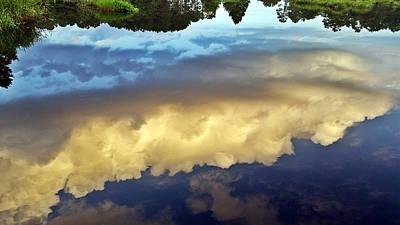 Cloud Reflection Original