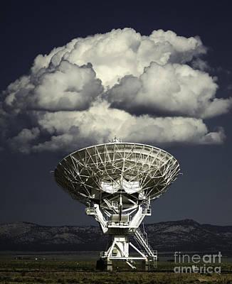 Photograph - Cloud Seeding by Richard Mason