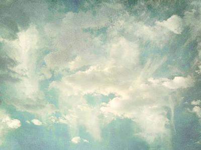 Epic Digital Art - Cloud Series 1 Of 6 by Brett Pfister