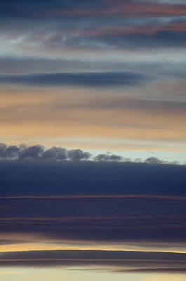 Photograph - Cloud Series 36 by Teri Schuster
