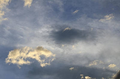 Photograph - Cloud Series 38 by Teri Schuster