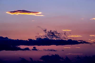 Photograph - Cloud Soup by Matt Nordstrom