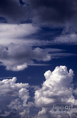 Photograph - Cloud Study - 98 by Paul W Faust -  Impressions of Light