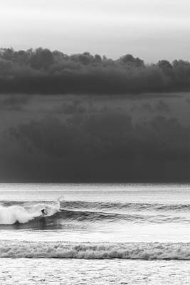 Cloud Surfer Art Print by Ocean Photos