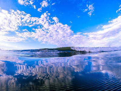 David Alexander Photograph - Cloud Wave by David Alexander