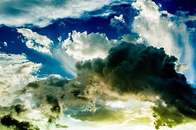 Photograph - Cloudbreak by Matt Nordstrom