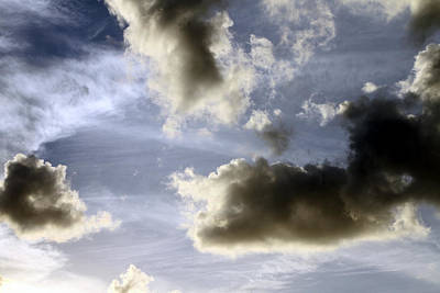 Photograph - Clouds 1 by Bob Slitzan
