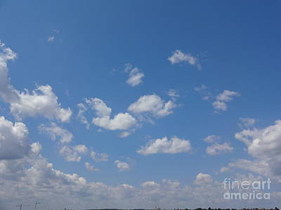 Photograph - Clouds 10 by Rod Ismay