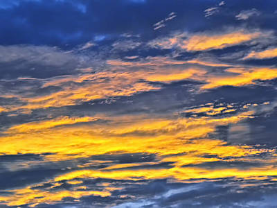 Photograph - Clouds 173 by Dawn Eshelman