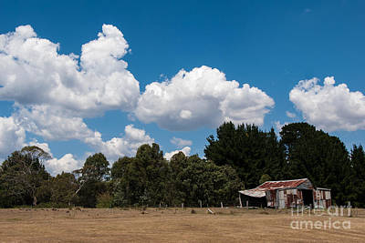 Photograph - Clouds 2 by Fran Woods