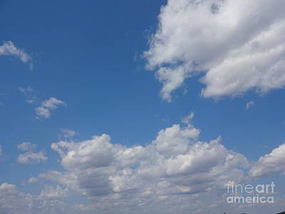 Photograph - Clouds 2 by Rod Ismay