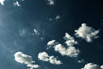 Photograph - Clouds 2 by Sumit Mehndiratta