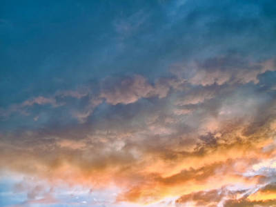 Photograph - Clouds 203 by Dawn Eshelman