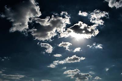 Photograph - Clouds 3 by Sumit Mehndiratta