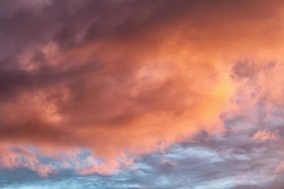 Photograph - Clouds 6 by Dawn Eshelman