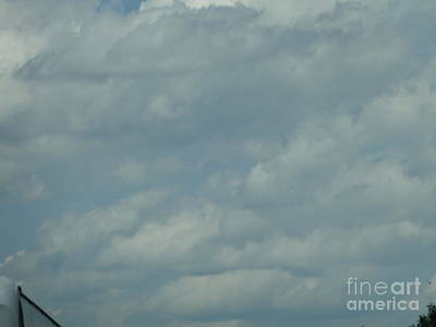 Photograph - Clouds 7 by Rod Ismay