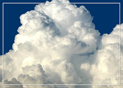 Photograph - Clouds 7 by Rose Santuci-Sofranko