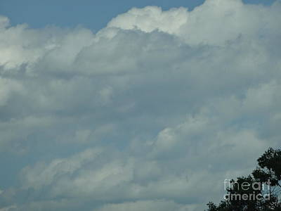 Photograph - Clouds 8 by Rod Ismay