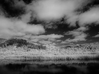 Photograph - Clouds Above Klamath by Greg Nyquist