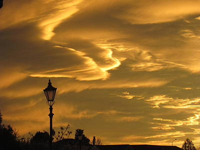 Photograph - Clouds And Skys by Joyce Woodhouse