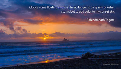 Photograph - Clouds In Life by Cassius Johnson