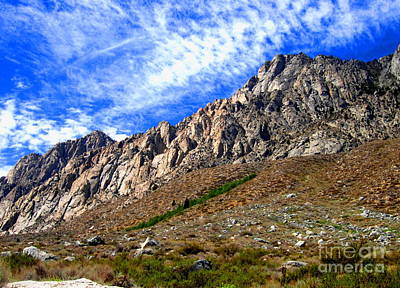 Art Print featuring the photograph Clouds by Marilyn Diaz