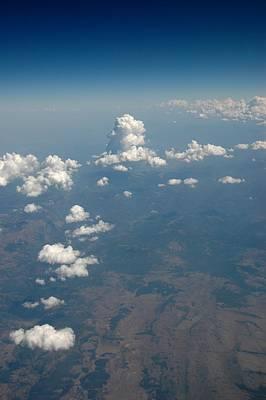 Cyprus Photograph - Clouds by Nina Kurtz