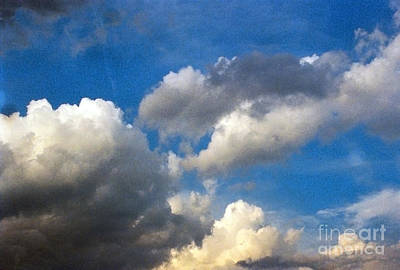 Photograph - Clouds Of Today by Anita Lewis