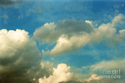 Target Threshold Photography - Clouds Of Tomorrow by Anita Lewis