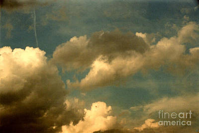 Photograph - Clouds Of Yesterday by Anita Lewis