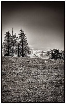 Photograph - Clouds On The Horizon by Lenny Carter