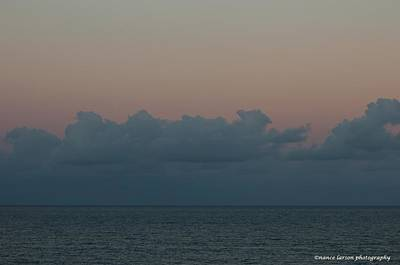 Photograph - Clouds On The Horizon by Nance Larson