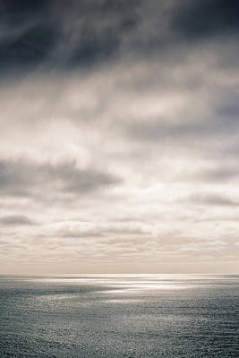 Pacifica Photograph - Clouds Over The Pacific Ocean by Panoramic Images