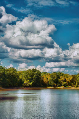 Photograph - Clouds Over The River Cove by Jai Johnson