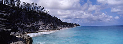 Bermuda Photograph - Clouds Over The Sea, Bermuda by Panoramic Images