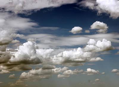 Clouds Art Print by Rakesh Iyer