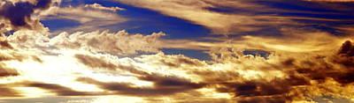 Cloudscape Photograph - Cloudscape 1 by Christina Ochsner