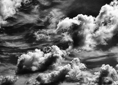 Cloudscape 3 Art Print by Tom Druin