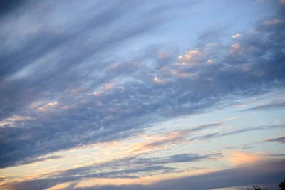 Photograph - Cloudscape 4 by Teresa Blanton