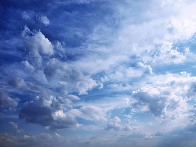 Realism Photograph - Cloudscape 5 by Tom Druin