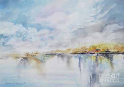 Cloudscape Original by Deborah Ronglien