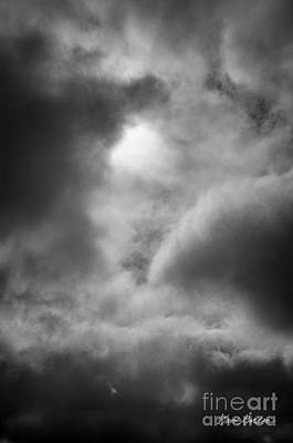 Photograph - Cloudscape No. 3 by David Gordon