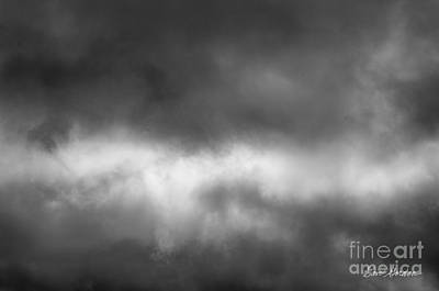 Photograph - Cloudscape No. 7 by David Gordon