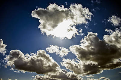 Photograph - Cloudscape by Ross G Strachan