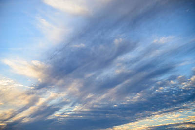 Photograph - Cloudscape by Teresa Blanton